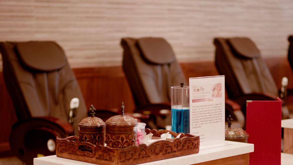 Coco Nail Spa: 699 White Plains Rd, Scarsdale, NY