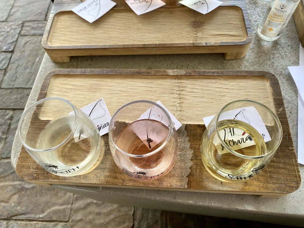 Social Spots from Sawtooth Winery