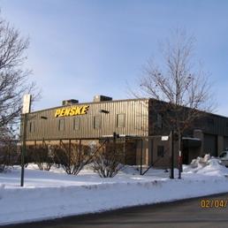 Penske Truck Rental Lastbilsuthyrning 13933 Eckles Rd