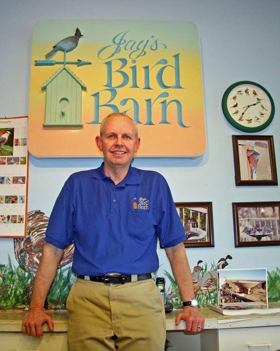 Jay's Bird Barn: 1046 Willow Creek Rd, Prescott, AZ