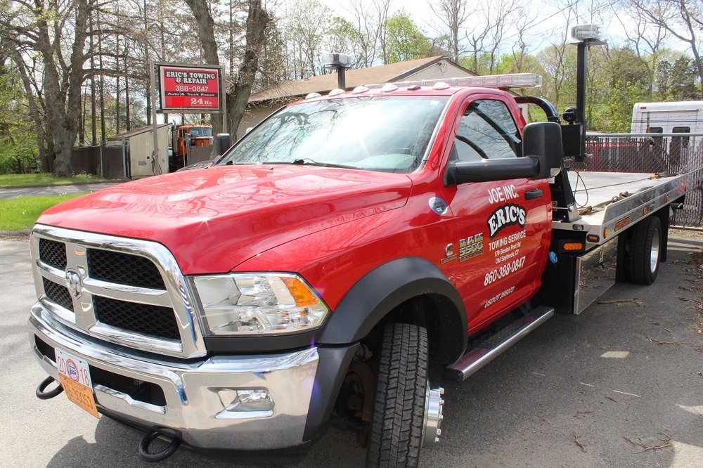 Towing business in Old Saybrook, CT