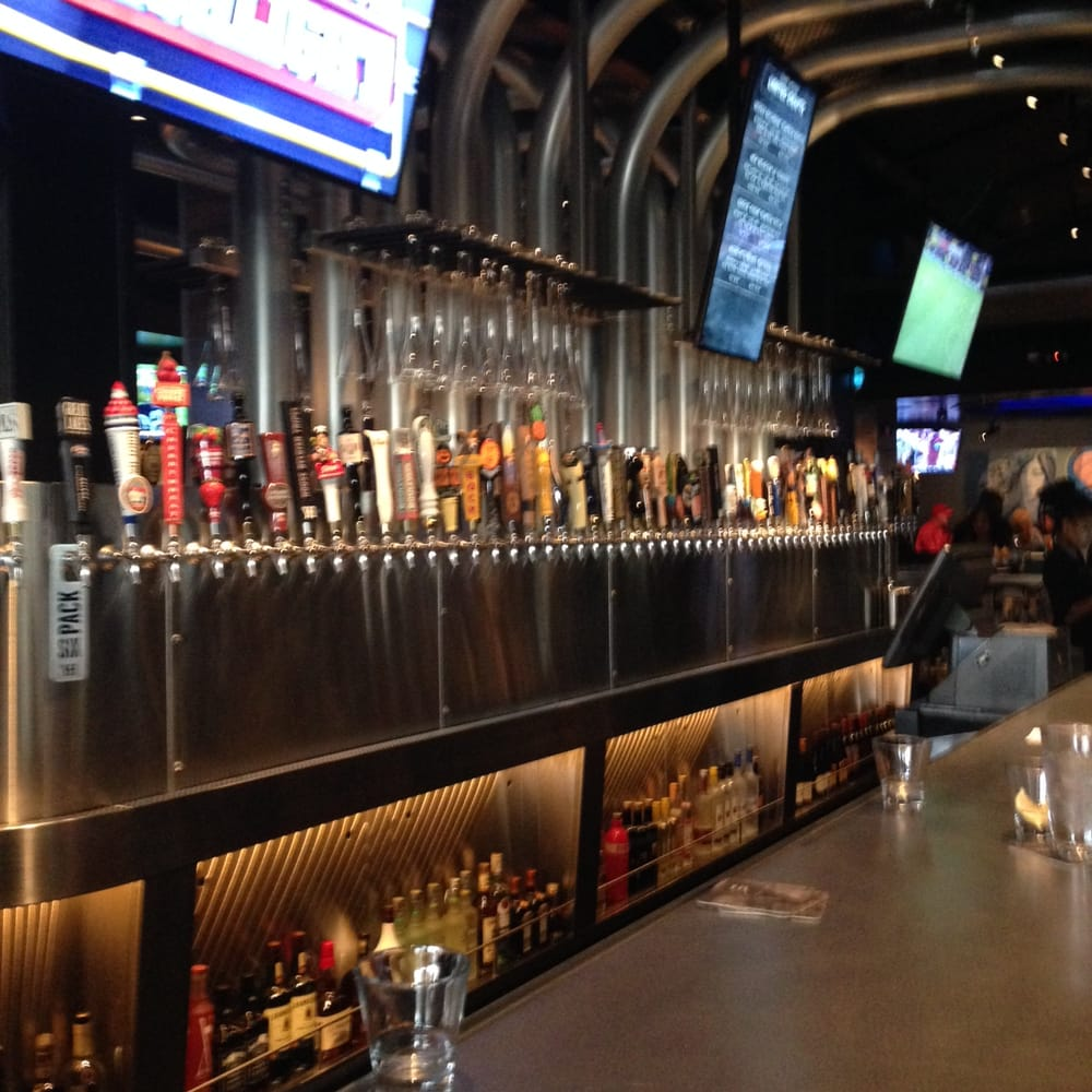 Photo Of Yard House   Springfield, VA, United States. Typical Yardhouse  Beer Tap