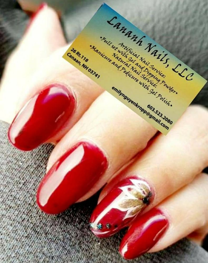 Lananh Nails: 26 Nh Rte 118, Canaan, NH