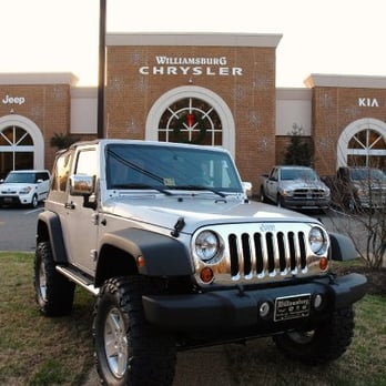 Jeep Dealers In Va >> Williamsburg Chrysler Jeep Dodge 17 Reviews Auto Parts