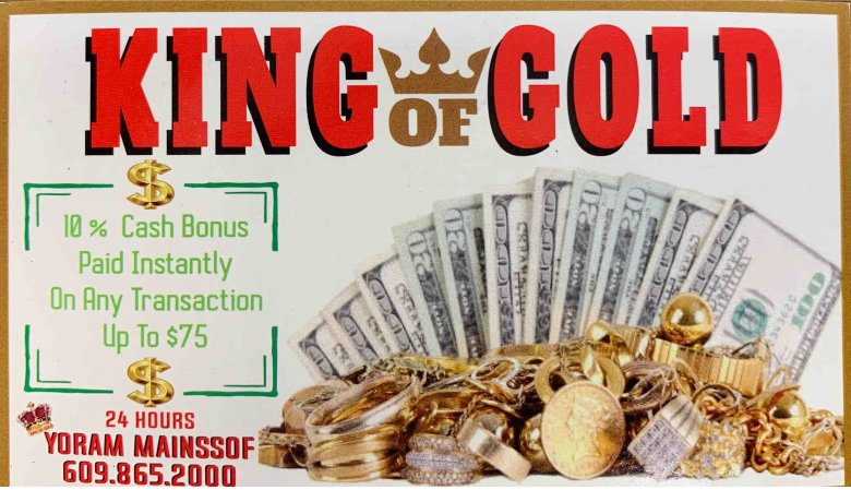 Cash for Gold, Silver & Coins - King of Gold: 2201 Silverside Rd, Wilmington, DE