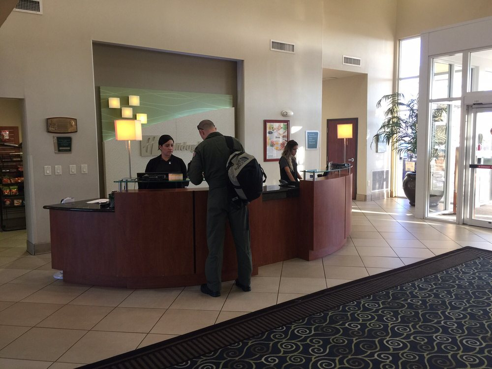 Holiday Inn Yuma: 1901 E 18th St, Yuma, AZ