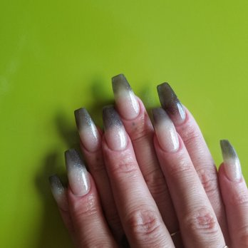 help my nails are paper thin So instead of visiting rachel at the salon immediately the next day to have  another set applied to my disgusting, thin, crypt-keeper nails,.