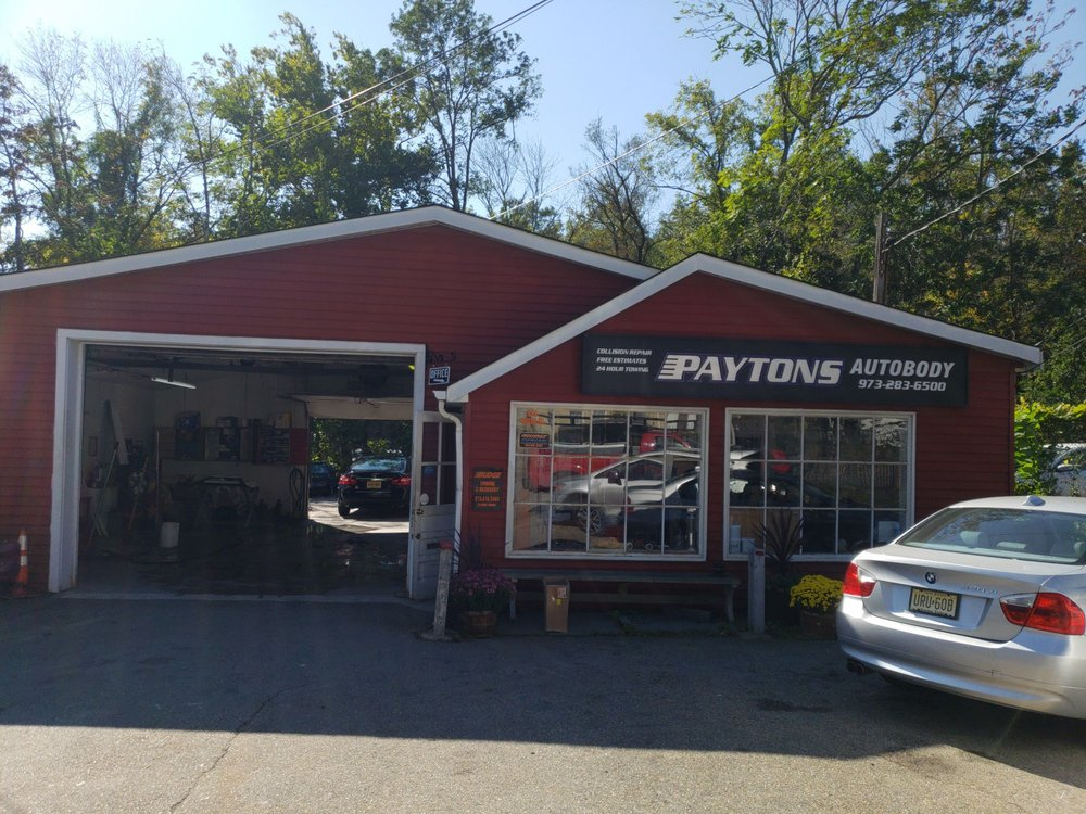 Paytons Autobody: 111 Main St, Bloomingdale, NJ