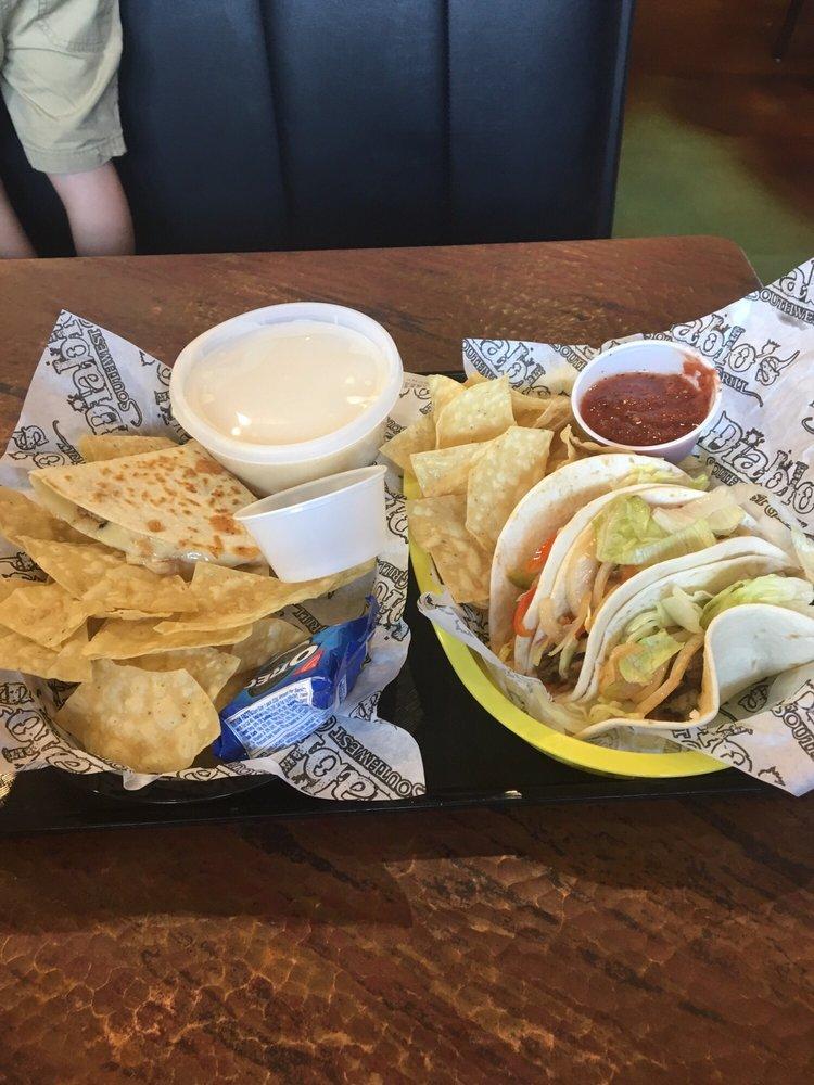 Diablo's Southwest Grill: 254 Liberty St, Thomasville, GA
