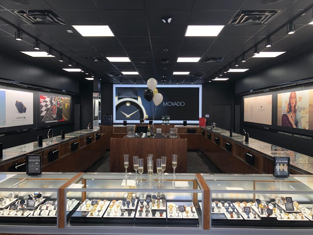 Movado Company Store: 241 Fort Evans Rd, Leesburg, VA