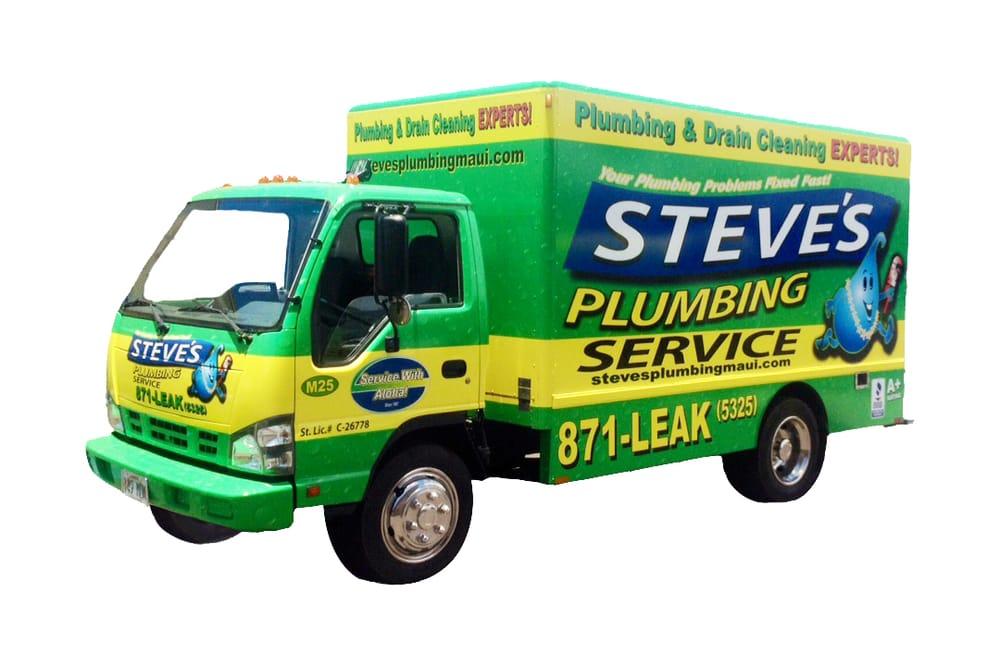 Steve's Plumbing Service