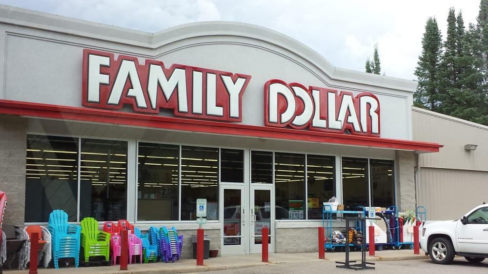 Family Dollar: 17280 State Hwy 32, Lakewood, WI