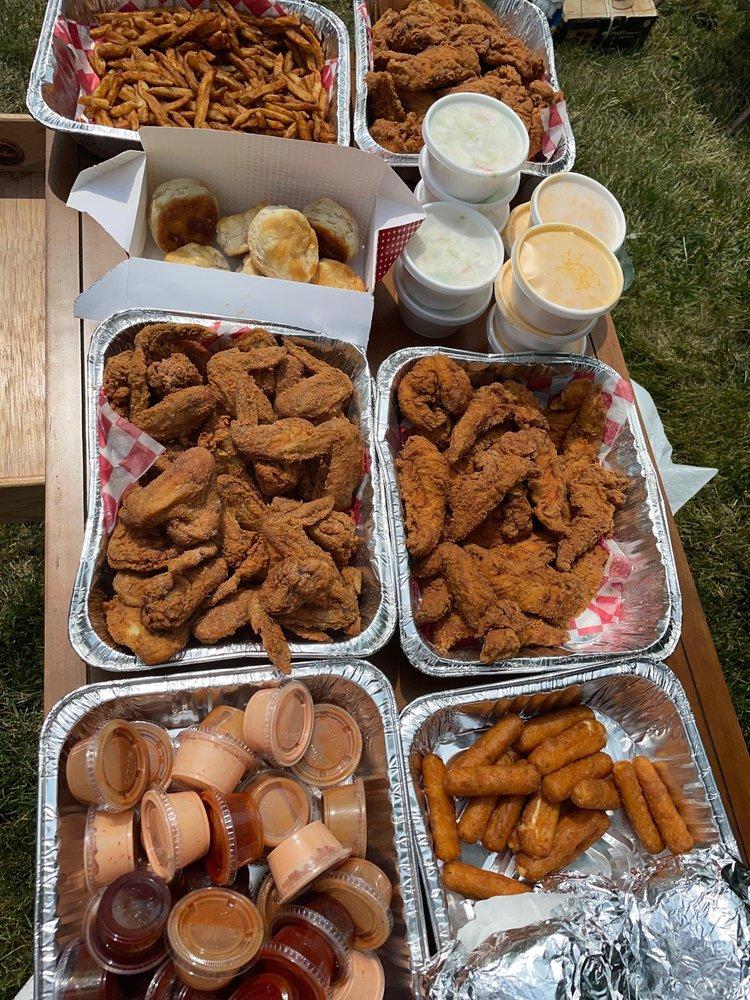 Holy Buckets Chicken: 7331 W 87th St, Oak Lawn, IL