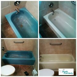 Bathroom Sinks Knoxville Tn bath remedy - closed - 11 photos - refinishing services