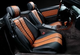 Leather Seat Repair Renewal And Replacement We Sew Custom Leather