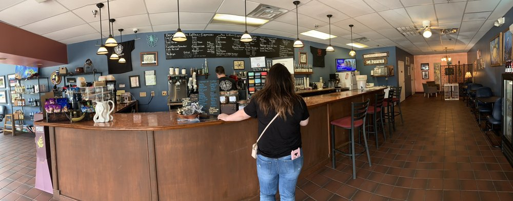 Atlantic Beach Coffee: 1010 West Fort Macon Rd, Atlantic Beach, NC