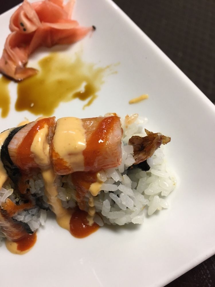 Sunny's Sushi: 910 E Redd Rd, El Paso, TX