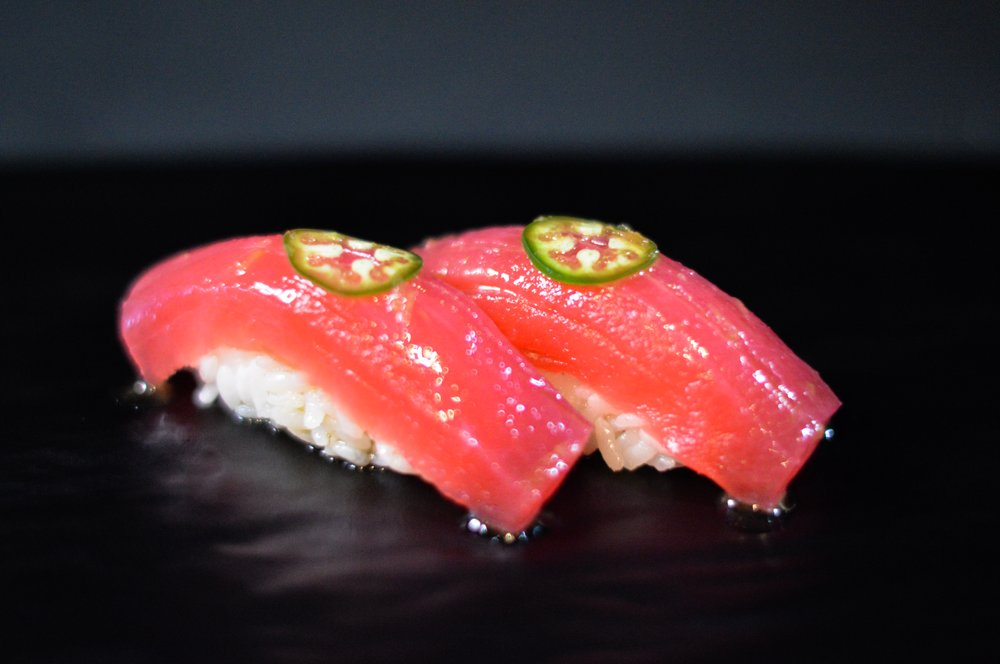 Omee.J Fusion Sushi Bar & Grill