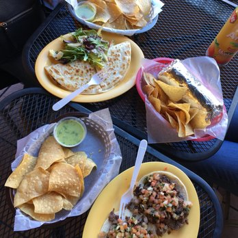 Mexican Food Burlingame Ave