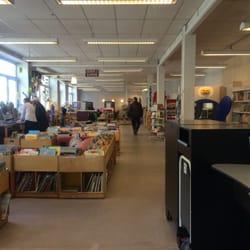 Brønshøj Bibliotek Libraries Krabbesholmvej 3 Brønshøj Denmark