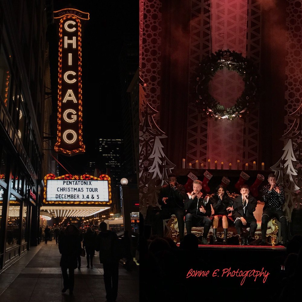 Chicago Theatre: 175 N State St, Chicago, IL