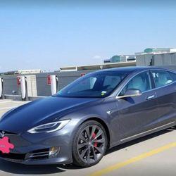 Tesla Supercharger - EV Charging Stations - 7161 Bishop Rd
