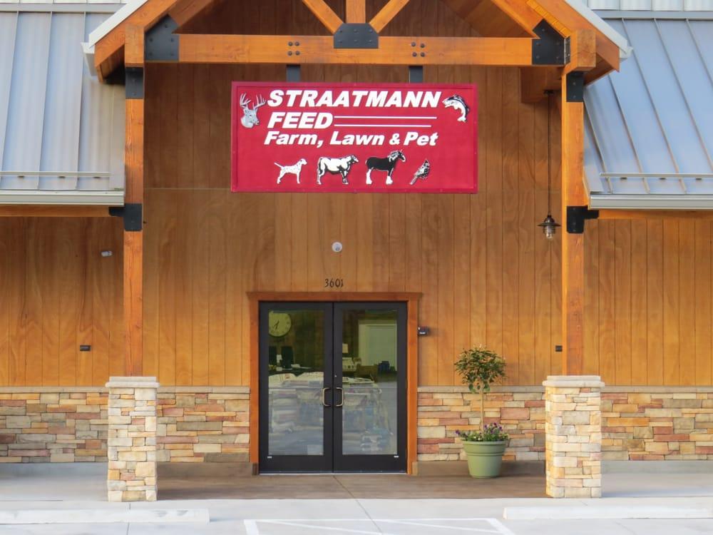 Straatmann Feed & Transfer: 3601 Old Hwy 100, Labadie, MO