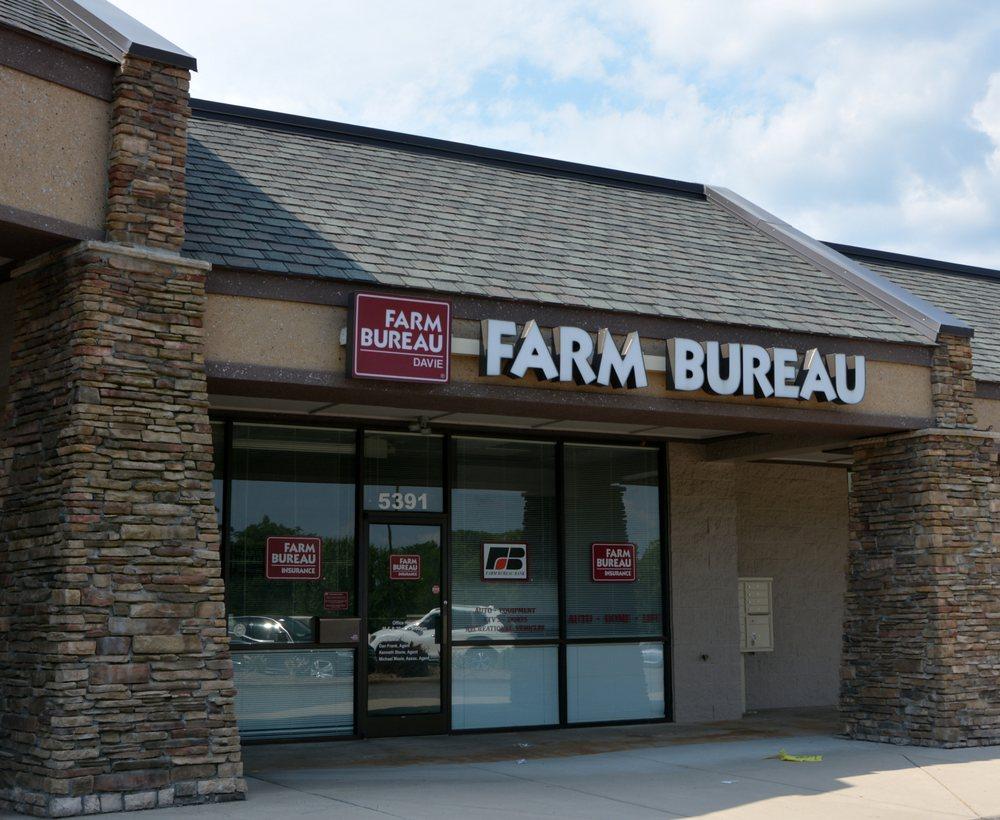 Farm Bureau Insurance of Davie Co Advance: 5391 US Hwy 158, Advance, NC