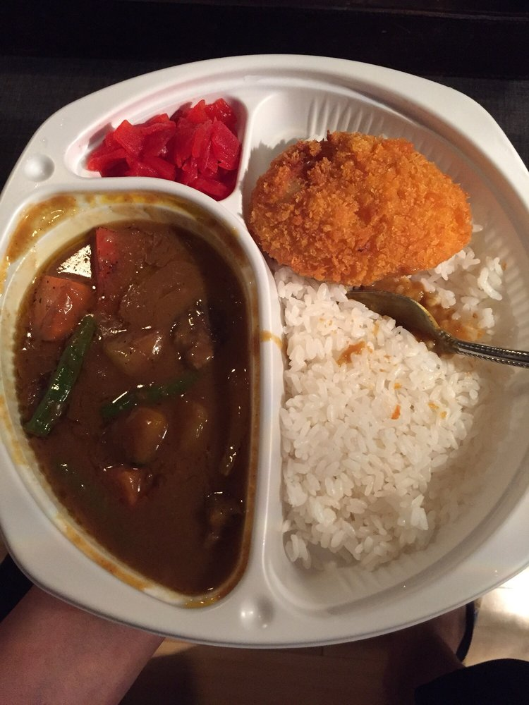 The Curry Ya Classic $15  Worst $ I've spent since I spent