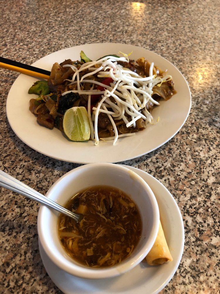 Thai Pasta Cuisine