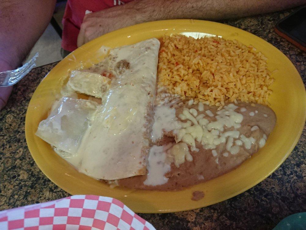 Mi Torito Mexican: 1203 E Pennell St, Carl Junction, MO