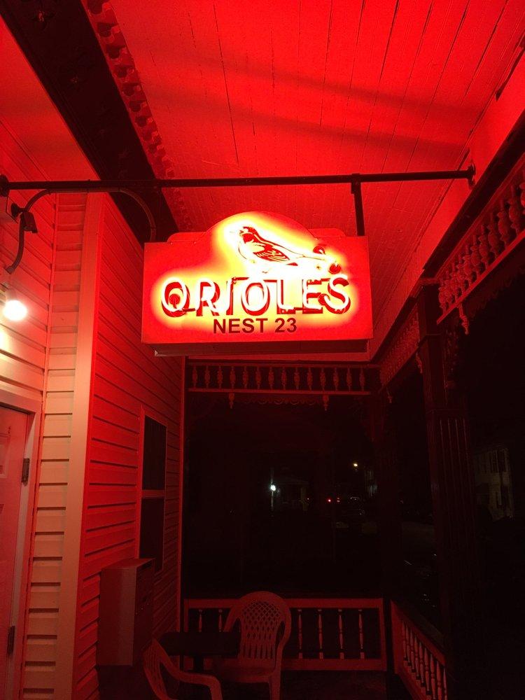 Fleetwood Orioles: 16 W Washington St, Fleetwood, PA