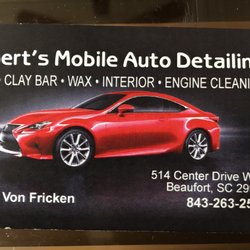 auto detailing business cards