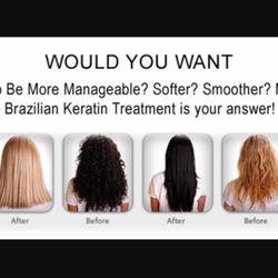 Sophia La Belle Brazilian Keratin & Hair Botox Treatment