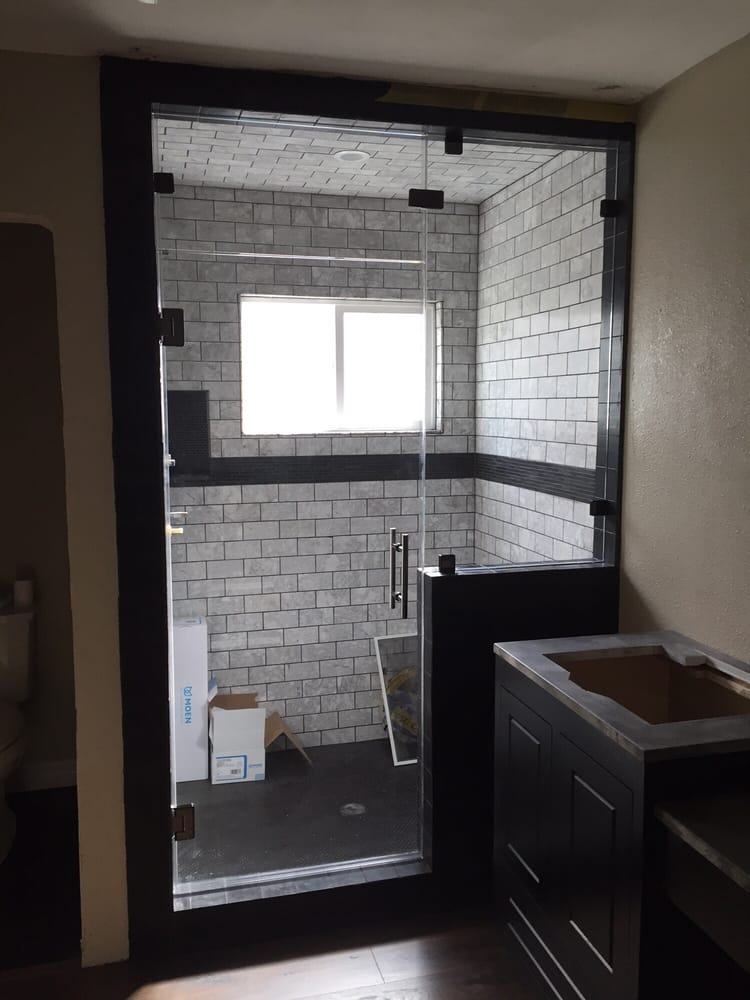 Photo Of A1 Shower Door Company   Santa Ana, CA, United States. Seamless