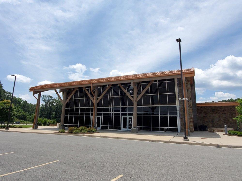J.W. and Hazel Ruby West Virginia Welcome Center: 55 Hazel Ruby Ln, Mount Hope, WV