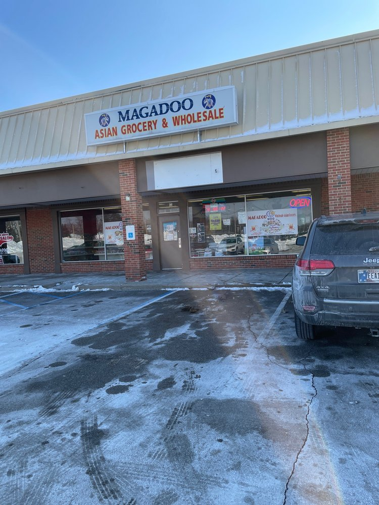 Magadoo Asian Grocery: 5945 North Clinton St, Fort Wayne, IN