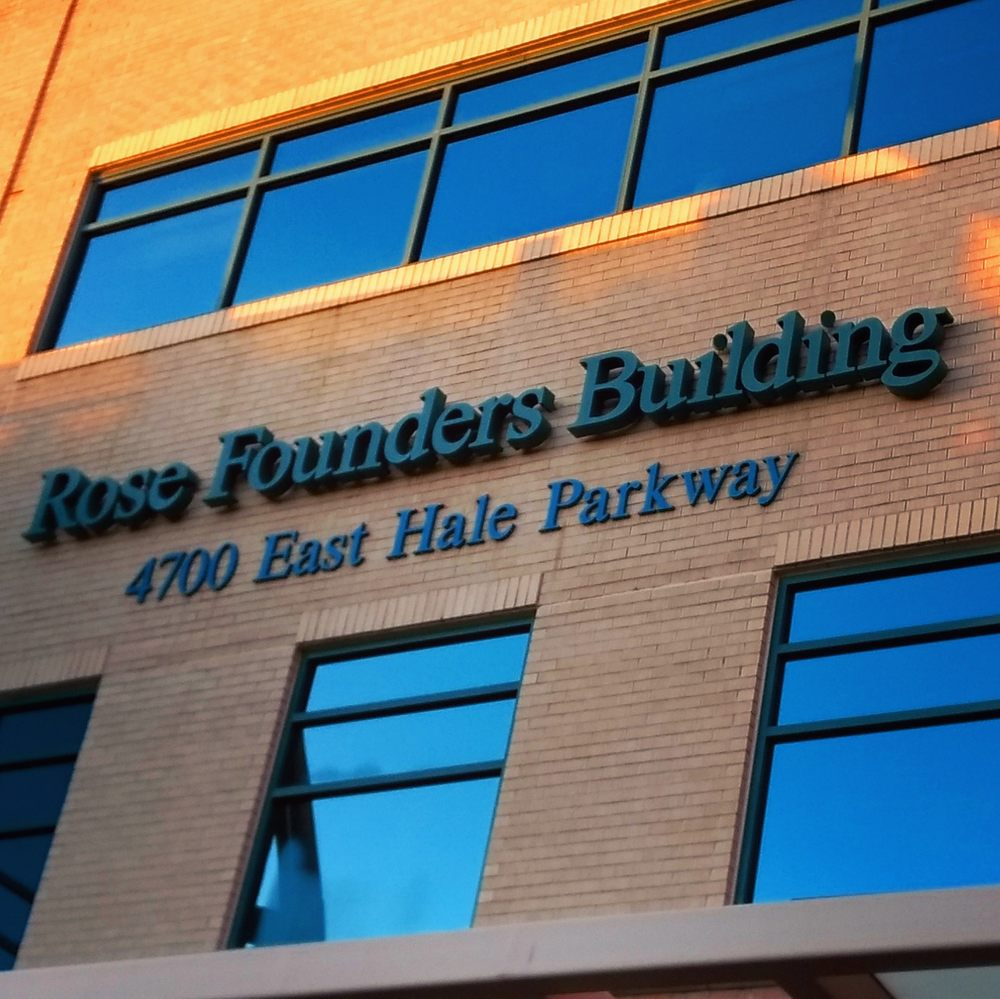 Rose Surgical Center: 4700 Hale Pkwy, Denver, CO