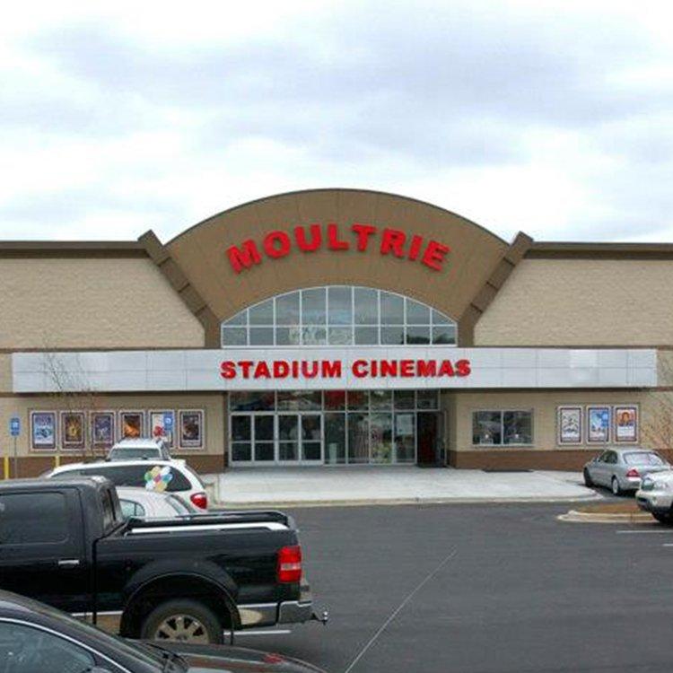 GTC Moultrie Cinemas: 495 Hampton Way NE, Moultrie, GA