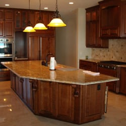 Photo Of K Kraft Cabinets   Rockledge, FL, United States. Island Area