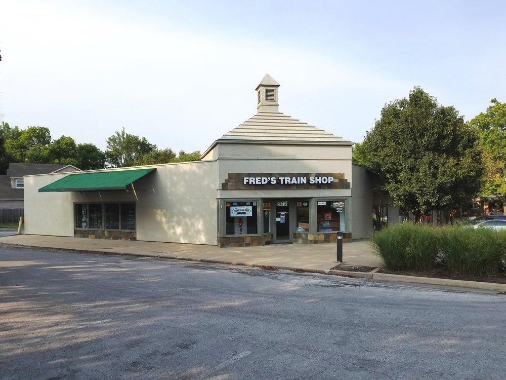 Fred's Train Shop