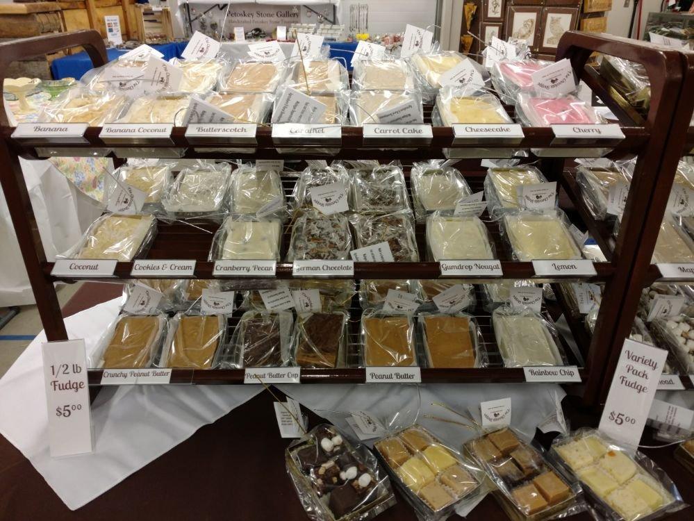 The Chocolate Shoppe: 121 E Main St, Harrison, MI