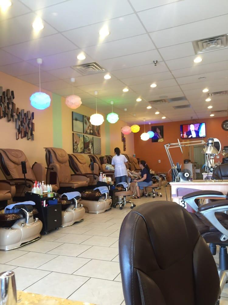 The salon - Yelp