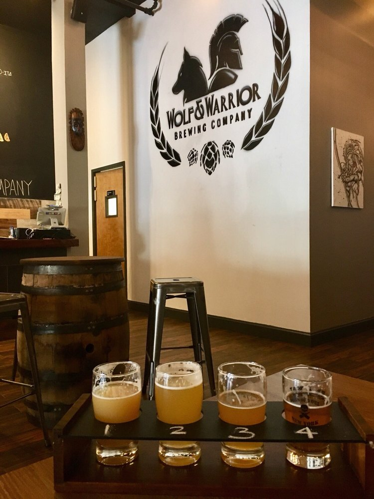 Wolf and Warrior Brewing Company