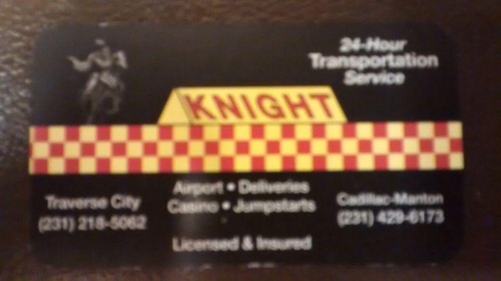 Knight Cab: Traverse City, MI