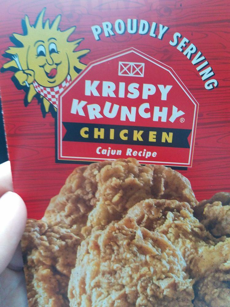 Krispy Krunchy Chicken: 17110 Kings Hwy, Montross, VA