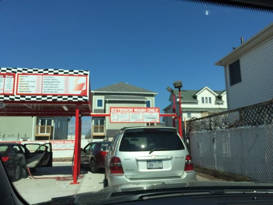 Island S Best Car Wash 2042 Hylan Blvd Staten Island Ny Car Washes