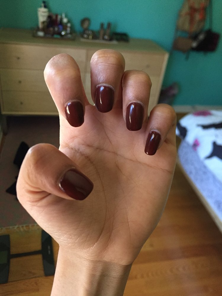 Photo Of The Finest Nails La Habra Ca United States Fall