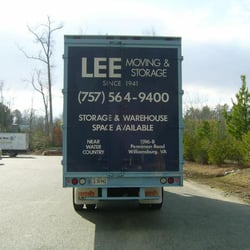 Lovely Photo Of Lee Moving And Storage   Williamsburg, VA, United States