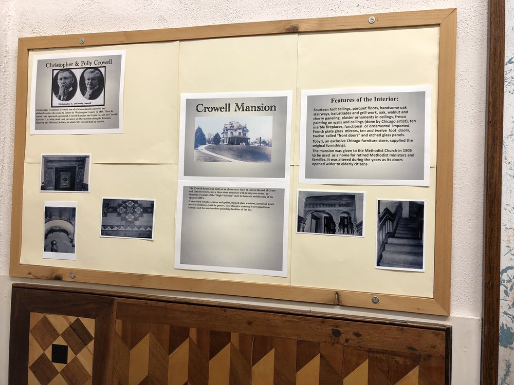 Washington County Historical Museum: 220 S 15th St, Fort Calhoun, NE